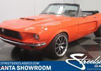 1967 ford Mustang Convertible Luxury 1967 ford Mustang Convertible Restomod for Sale