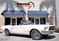 1967 ford Mustang Convertible Luxury 1967 ford Mustang Convertible Stock 6009 for Sale Near