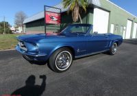 1967 ford Mustang Convertible Luxury Used 1967 ford Mustang Convertible for Sale $25 900