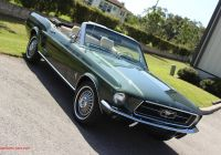 1967 ford Mustang Convertible Unique 1967 ford Mustang Convertible