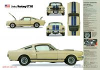 1967 ford Mustang Convertible Unique ford Mustang Американские мускуРкары