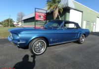 1967 ford Mustang Convertible Unique Used 1967 ford Mustang Convertible for Sale $25 900