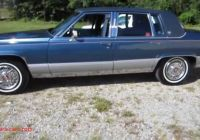 1991 Cadillac Fleetwood Brougham Luxury Super Clean 1991 Cadillac Brougham sold Youtube
