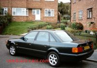 1994 Audi 100 Best Of Umlungu 1994 Audi 100 Specs Photos Modification Info at