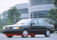 1994 Audi 100 New 1994 Audi 100 Pricing Ratings Reviews Kelley Blue Book