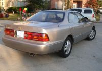 1994 Lexus Es300 Beautiful 1994 Lexus Es 300 Photos Informations Articles