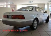 1994 Lexus Es300 Elegant 1991 1995 Lexus Es300 A Smaller Pursuit Of Luxury Autopolis