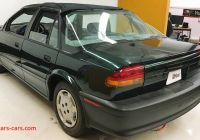 1995 Saturn Sl1 Awesome Campus Find as New 1995 Saturn Sl1
