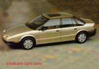 1995 Saturn Sl1 Lovely 1995 Saturn Sl1 Specs Safety Rating Mpg Carsdirect