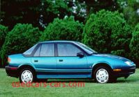 1995 Saturn Sl1 Luxury 1995 Saturn S Series Sl1 Sedan 4d Pictures and Videos