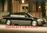 1998 Acura Rl Elegant 1998 Acura Rl Pricing Ratings Reviews Kelley Blue Book