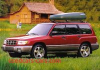 1998 Subaru forester Best Of 1998 Subaru forester S Sport Utility 4d Pictures and