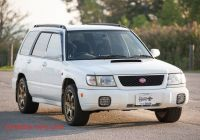 1998 Subaru forester Inspirational 1998 Subaru forester S Turbo Awd Right Drive
