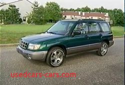 Best Of 1998 Subaru forester
