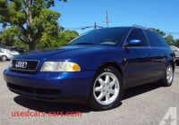 1999 Audi A4 2.8 Quattro Awesome 1999 Audi A4 2 8 Avant Quattro for Sale In Fairfield Ohio