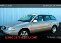 1999 Audi A4 2.8 Quattro Awesome 1999 Audi A4 2 8 Quattro Avant Wagon for Sale In