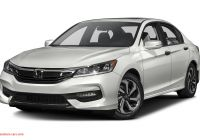1999 Honda Accord for Sale Lovely 2016 Honda Accord Ex L 4dr Sedan Specs and Prices