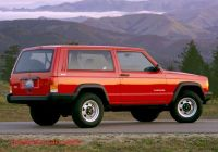 1999 Jeep Cherokee Dimensions Inspirational 1999 Jeep Cherokee Reviews Specs and Prices Cars Com