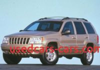 1999 Jeep Cherokee Dimensions Inspirational Laredo 4dr Suv