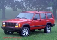 1999 Jeep Cherokee Dimensions New 1999 Jeep Cherokee Reviews Specs and Prices Cars Com