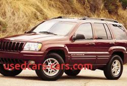 New 1999 Jeep Cherokee Dimensions