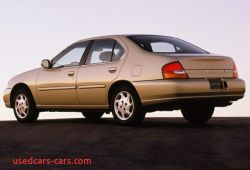 Best Of 1999 Nissan Altima