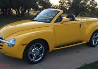 2 Seat Chevy Truck Lovely 2005 Chevrolet Ssr T120 Dallas 2016