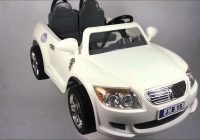 2 Seater Kids Car Unique Storm 12v 2 Seater White Coupe Kids Electric Ride On Car 360 Degree