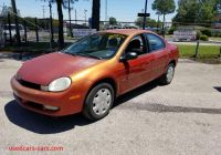 2000 Dodge Neon Mpg Fresh 2000 Dodge Neon 899 for Sale 899
