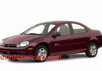 2000 Dodge Neon Mpg Unique 2000 Dodge Neon Specs Price Mpg Reviews Cars Com