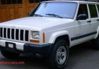 2000 Jeep Sport Fresh 4500 Miles From New 2000 Jeep Cherokee Sport