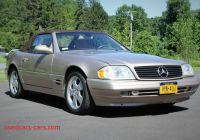 2000 Mercedes-benz Sl500 Awesome 50k Mile 2000 Mercedes Benz Sl500 for Sale On Bat Auctions