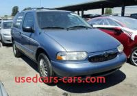 2000 Mercury Villager Awesome 2000 Mercury Villager for Sale