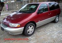 2000 Mercury Villager Awesome 2000 Mercury Villager Sports Cheapest Minivan In town