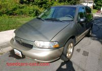 2000 Mercury Villager Best Of Used Mercury Villager 2000 for Sale In New Carrollton