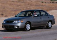 2000 Nissian Sentra Best Of 2000 Nissan Sentra Overview Cars Com