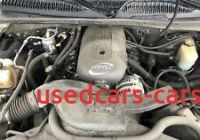 2002 Chevy Tahoe Ls Engine Awesome Complete Engines for Chevrolet Tahoe Ebay