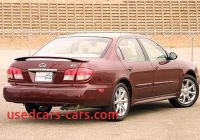 2002 I35 Review Used Beautiful Used 2002 Infiniti I35 Safety Reliability Edmunds