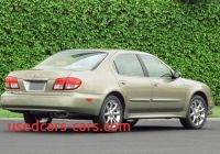 2002 I35 Review Used Best Of Used 2002 Infiniti I35 Safety Reliability Edmunds