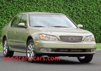 2002 I35 Review Used New Used 2002 Infiniti I35 Sedan Pricing Features Edmunds