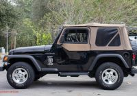 2002 Jeep Wrangler Sport Fresh Used 2002 Jeep Wrangler Sport for Sale 12995 Select