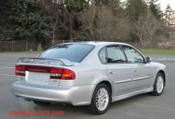 Luxury 2002 Subaru Sedan Gt Limited