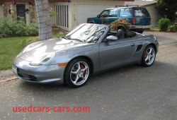 Awesome 2003 Boxster S 0-60