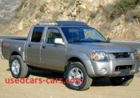 2004 Frontier Elegant Used 2004 Nissan Frontier Pricing for Sale Edmunds