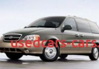 2004 Kia Sedona Problems Inspirational 2005 Kia Sedona Engine Problems and Repair Descriptions at