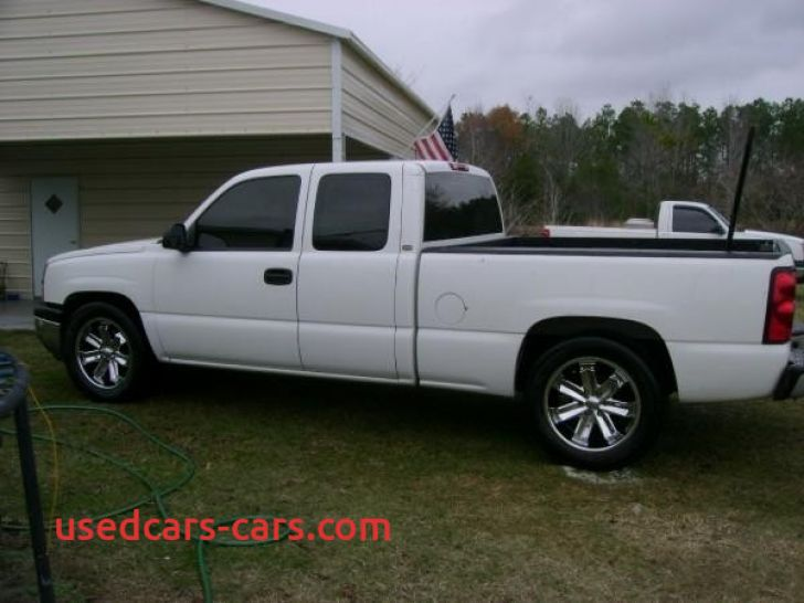 Permalink to Awesome 2005 Chevy Silverado Extended Cab