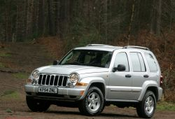 New 2005 Jeep Cherokee