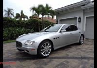 2005 Maserati Quattroporte New 2005 Maserati Quattroporte Executive Gt for Sale by Auto