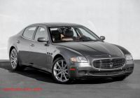 2005 Maserati Quattroporte New 33k Mile 2005 Maserati Quattroporte for Sale On Bat