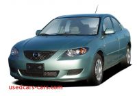 2005 Mazda 3 Elegant 2005 Mazda Mazda3 Reviews and Rating Motor Trend